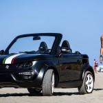 Erik Tazzari - Zero Speedster 150 Italia
