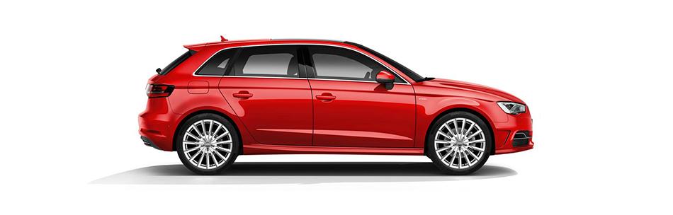auto ibride 2016 - Audi A3 e-tron