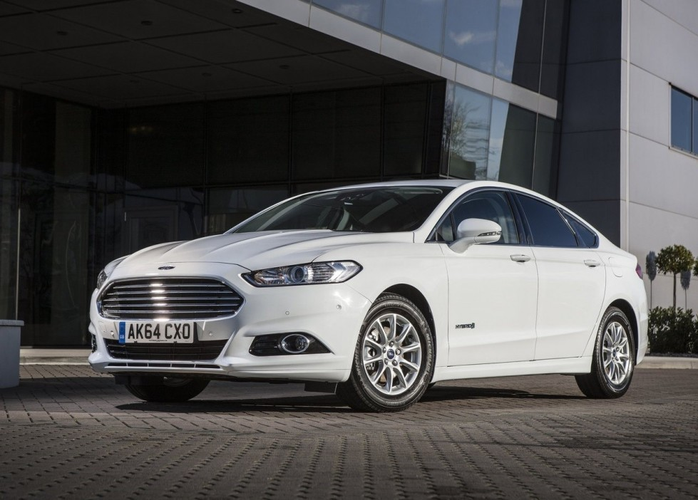 auto ibride 2016 - Ford Mondeo hybrid