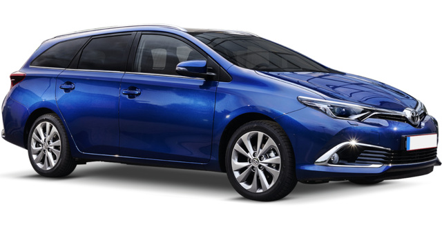 auto ibride 2016 - Toyota Auris Touring Sports