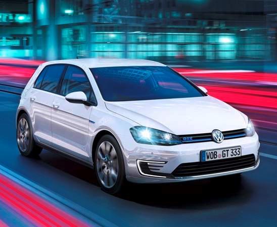auto ibride 2016 - Volkswagen Golf GTE plug-in