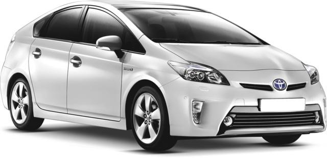 auto ibride 2016 - Toyota Prius