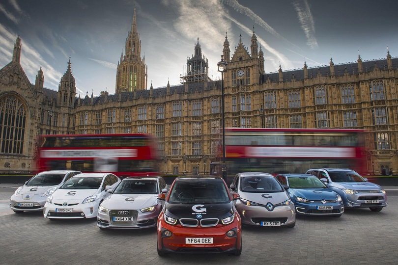 auto elettriche e giovani - Go Ultra Low