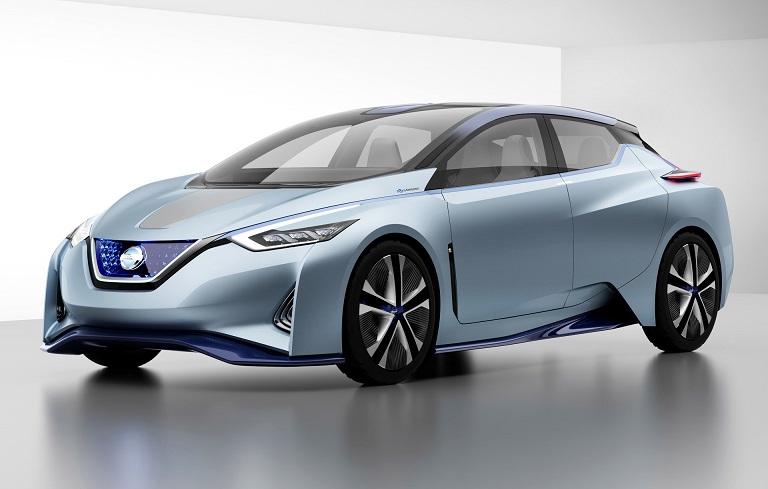 autonomia auto elettriche - concept Nissan IDS
