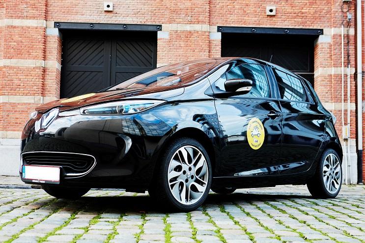 Acquisto di un'auto elettrica - Renault ZOE