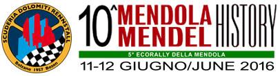 Ecorally della Mendola - Scuderia Dolomiti Logo