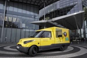 furgoni postali elettrici