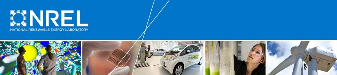 Popolarità delle auto elettriche - rapporto NREL