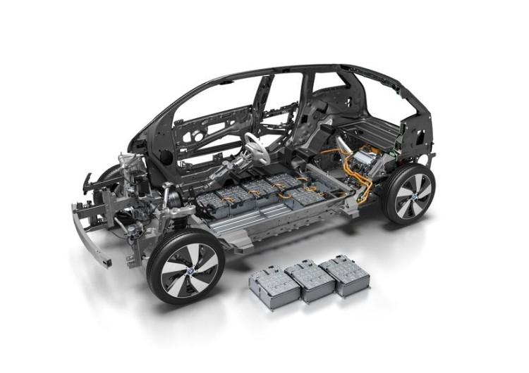 BMW i3 33 kWh