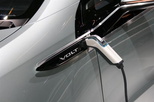 autonomia auto elettrica - chevy volt