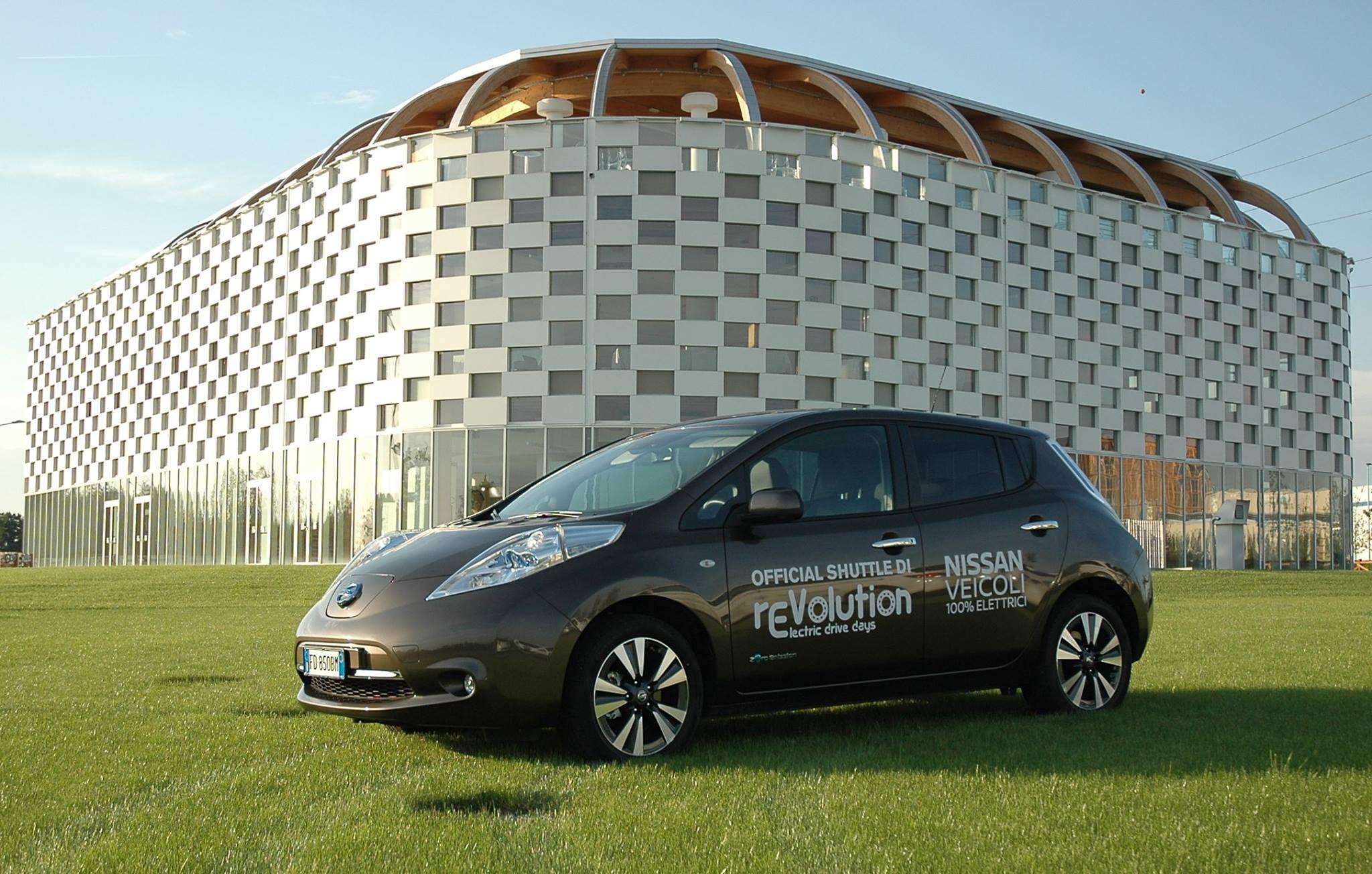 rEVolution Electric Drive Days Nissan LEAF