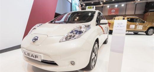 taxi Nissan LEAF
