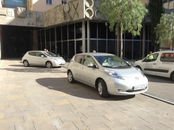 vendite di auto elettriche - Nissan Leaf