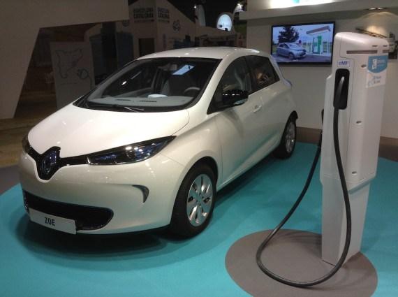 vendite di auto elettriche - renault zoe