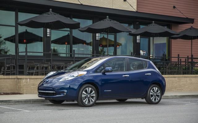 suv elettrici - Nissan LEAF