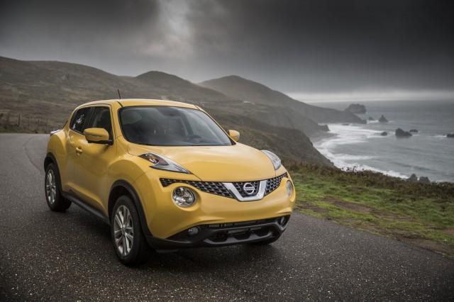 suv elettrici - Nissan Juke