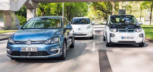 BMW-i3-Nissan-Leaf-VW-E-Golf