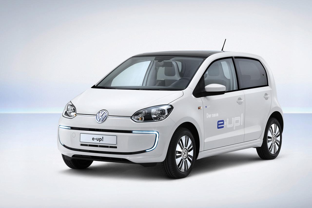 Spritmonitor Volkswagen E-UP