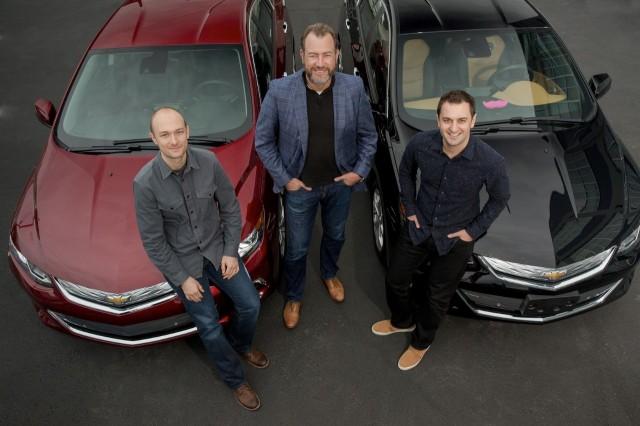 Chevrolet Bolt EV - Lyft