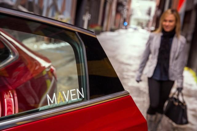 auto di proprietà - MAVEN