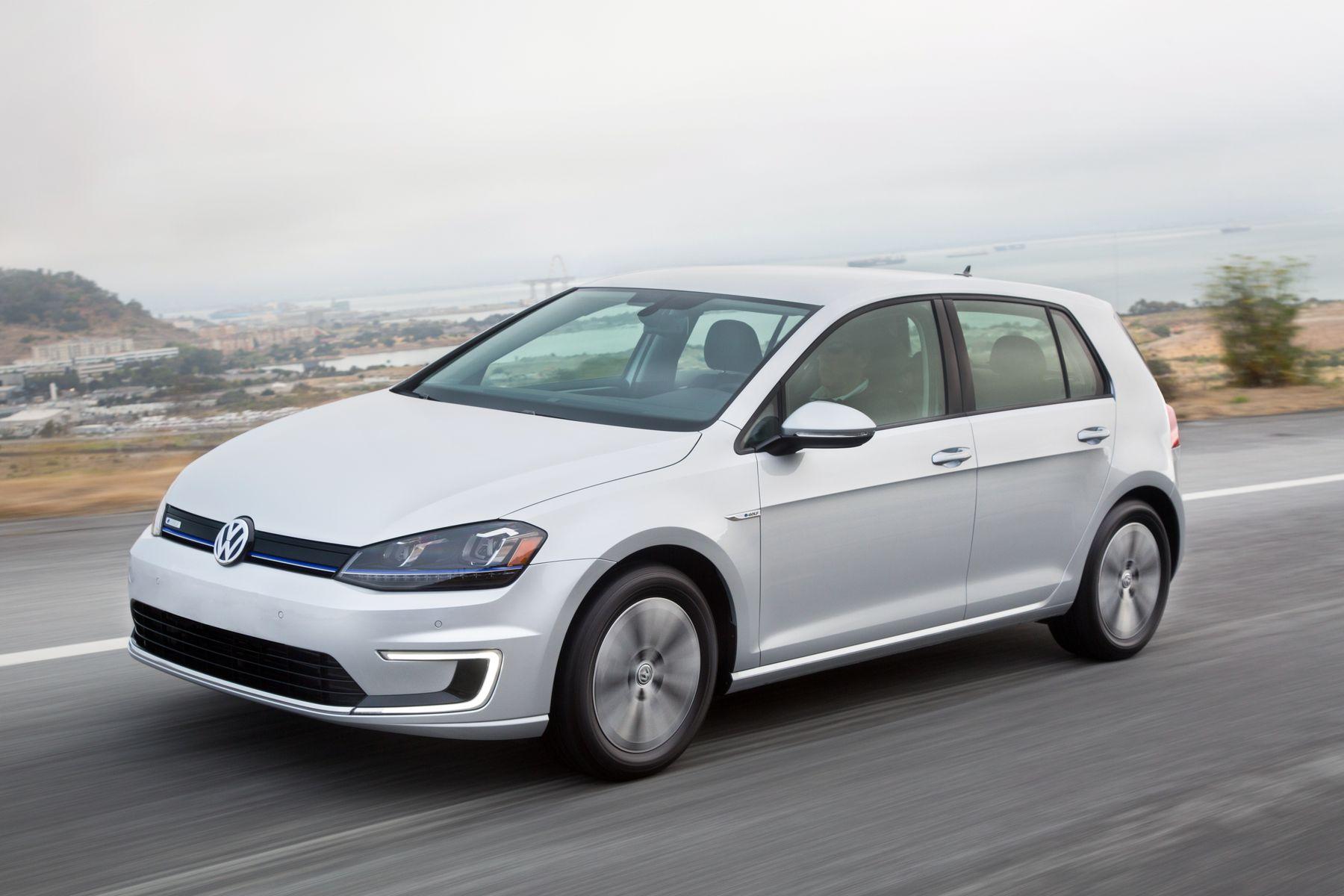 Autonomia auto elettriche 2016 e-golf