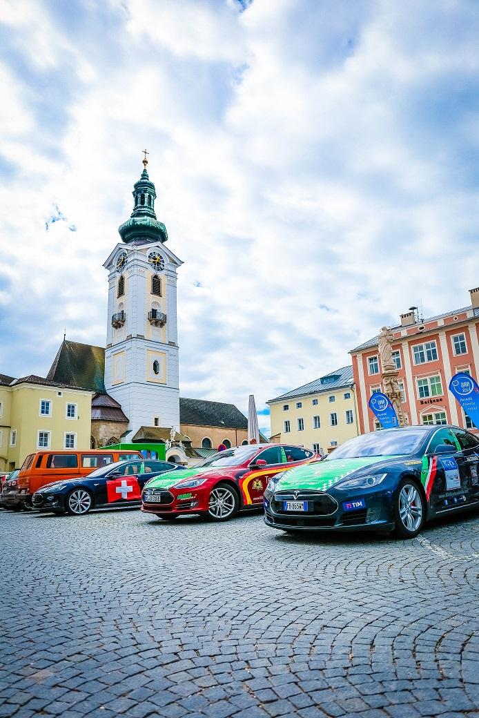 80edays Team Italia Freistadt Austria