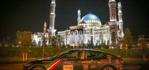 Kazakistan - Moschea Nur-Astana