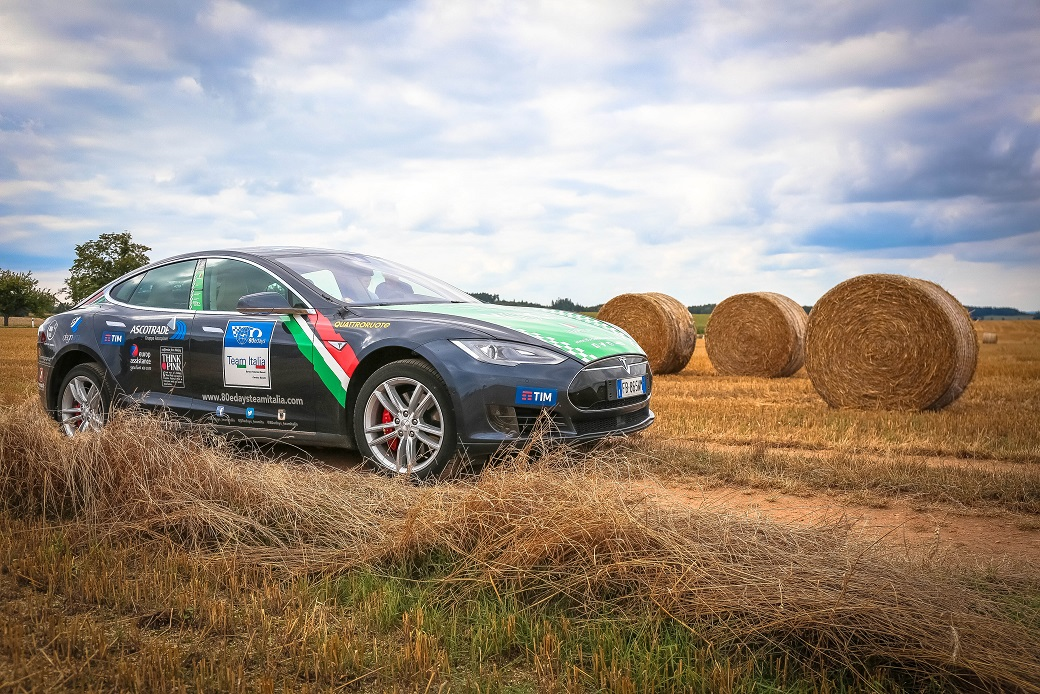 80edays Team Italia Repubblica Ceca