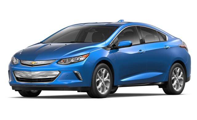 auto plug-in più venduta - Chevrolet Volt