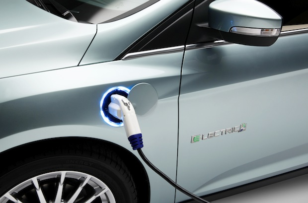 ansia da autonomia - Ford Focus Electric