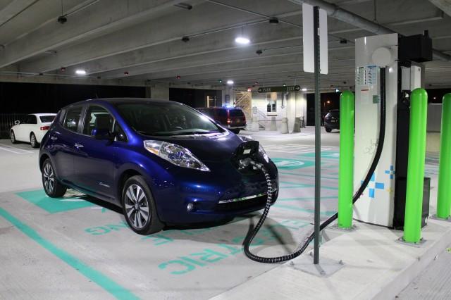 ansia da autonomia - Nissan LEAF