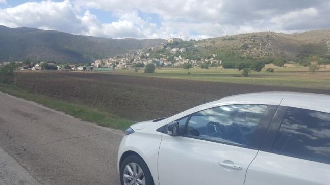 Tour elettrico in Abruzzo - Navelli