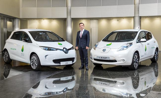 Alleanza Renault-Nissan - Carlos Ghosn