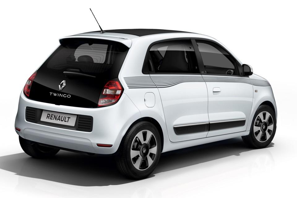 motori diesel - renault twingo limited
