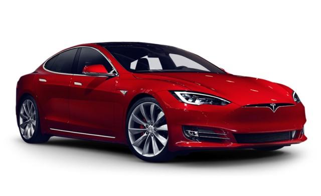 auto plug-in più venduta - Tesla Model S