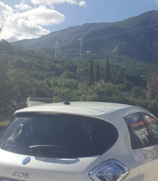 Tour elettrico in Abruzzo - Tocco Da Casauria