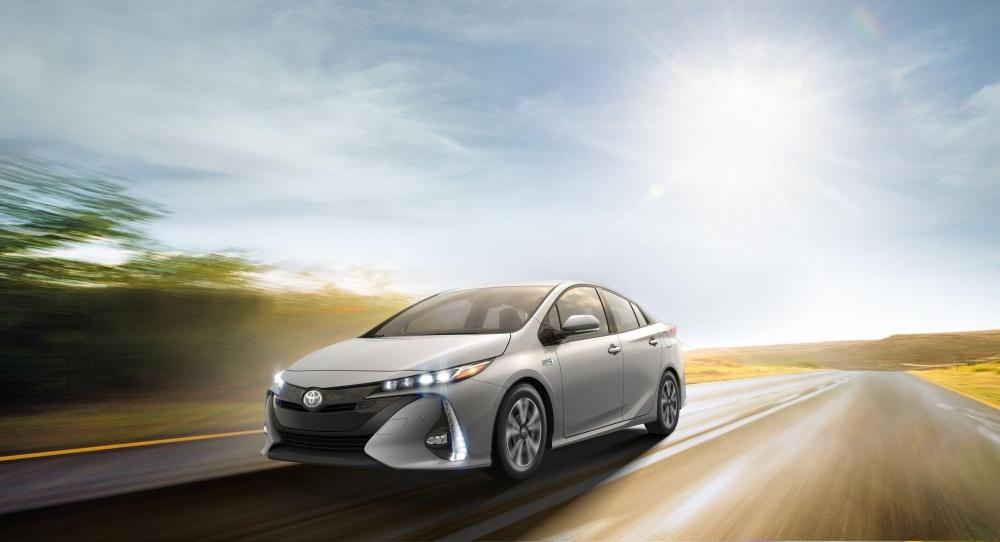 vendite delle auto plug-in, Toyota Prius Prime