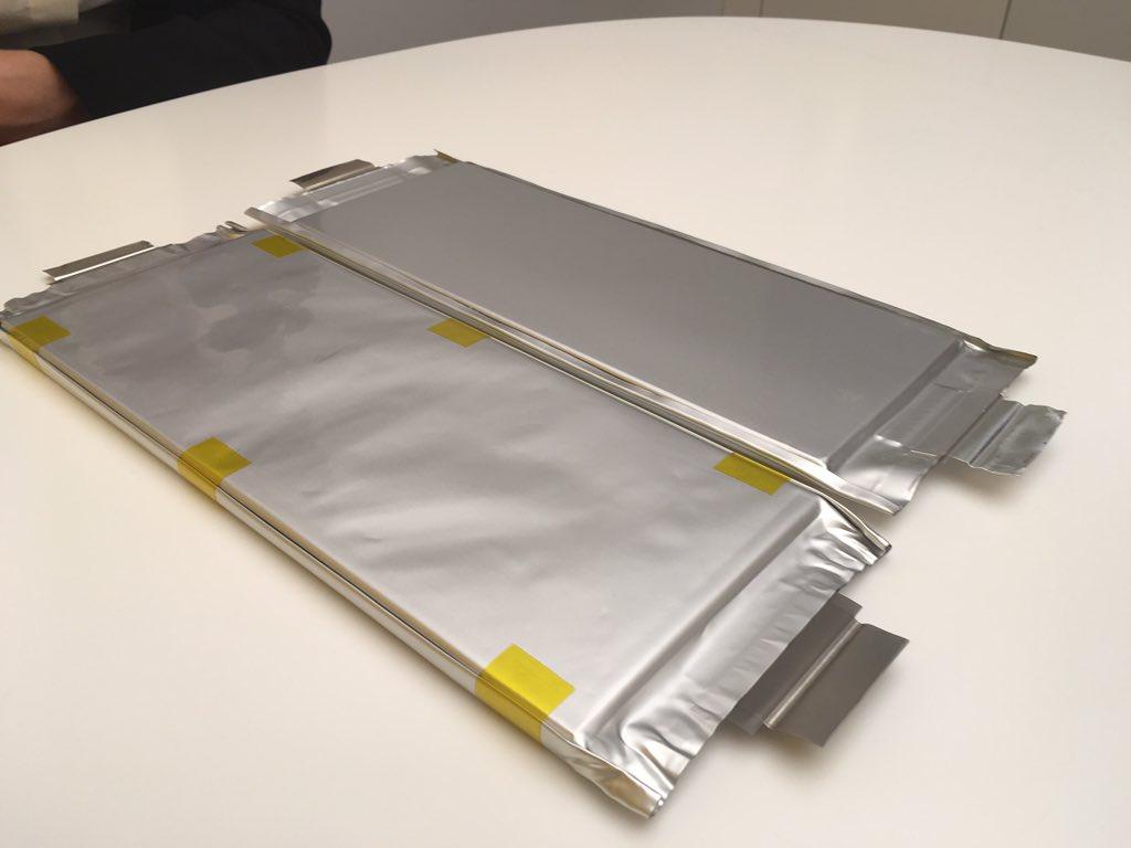 pacco batterie Renault Zoe ZE 40 - celle