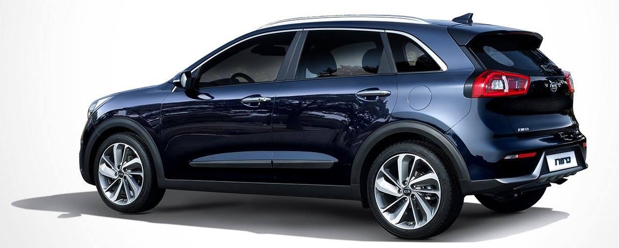 vendite auto elettriche settembre - Kia Niro