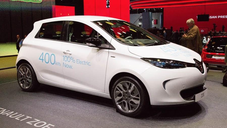 pacco batterie Renault Zoe ZE 40