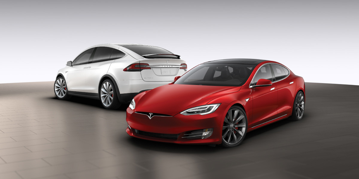 Leasing Tesla