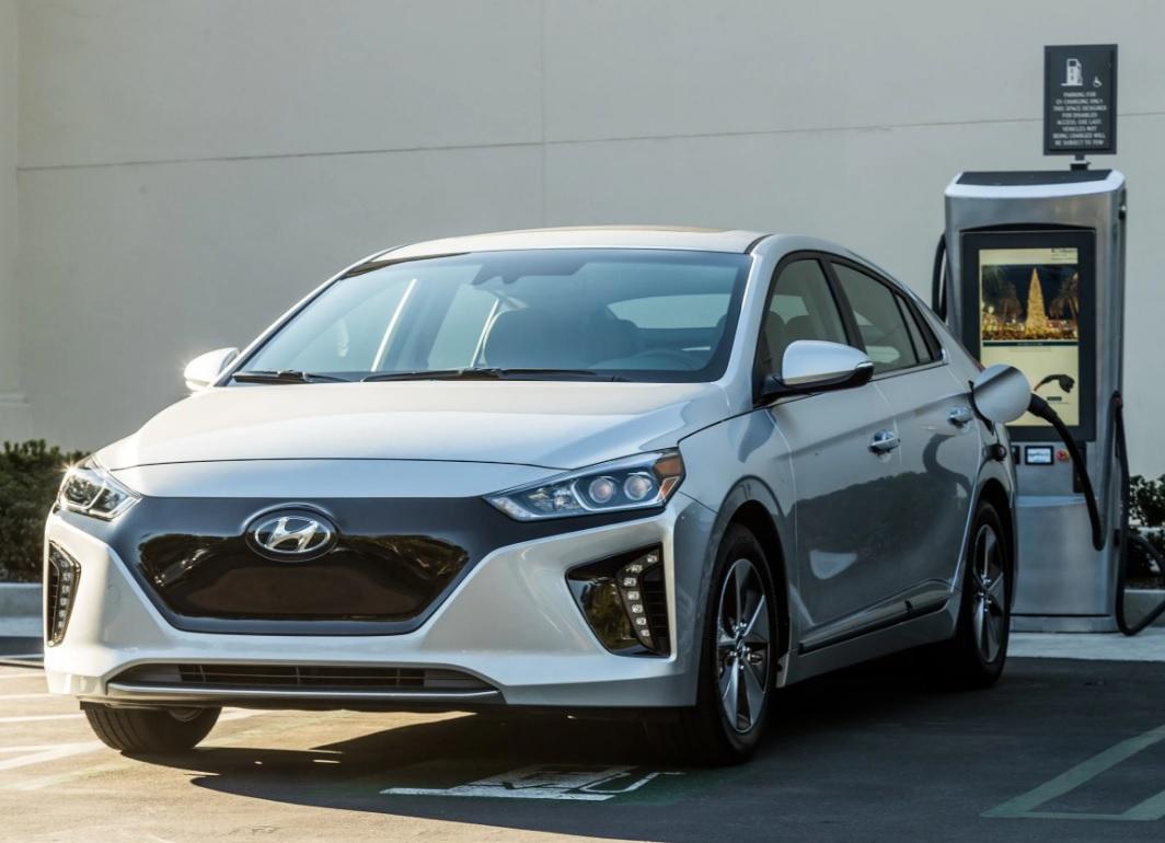 autonomia giusta - Hyundai Ioniq