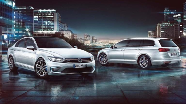 auto elettriche più vendute in Europa - VW Passat GTE