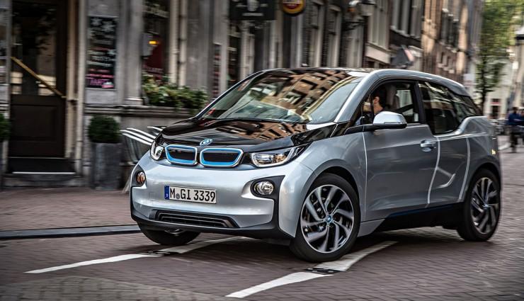 auto elettriche più vendute in Europa - BMW i3