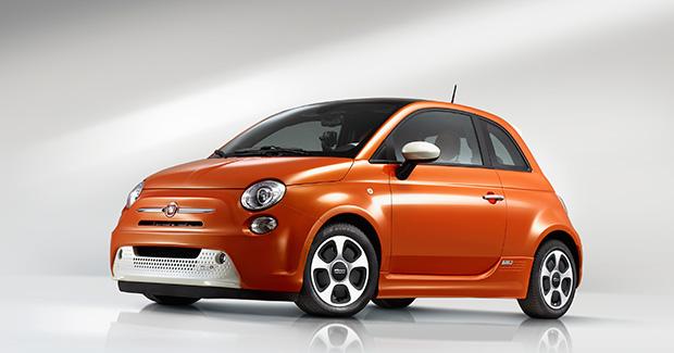 auto elettriche più efficienti - FIAT 500e