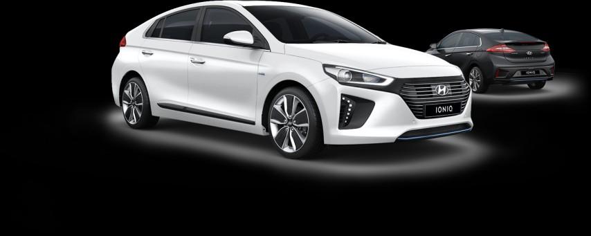 sconti auto elettriche e auto ibride - Hyundai IONIQ