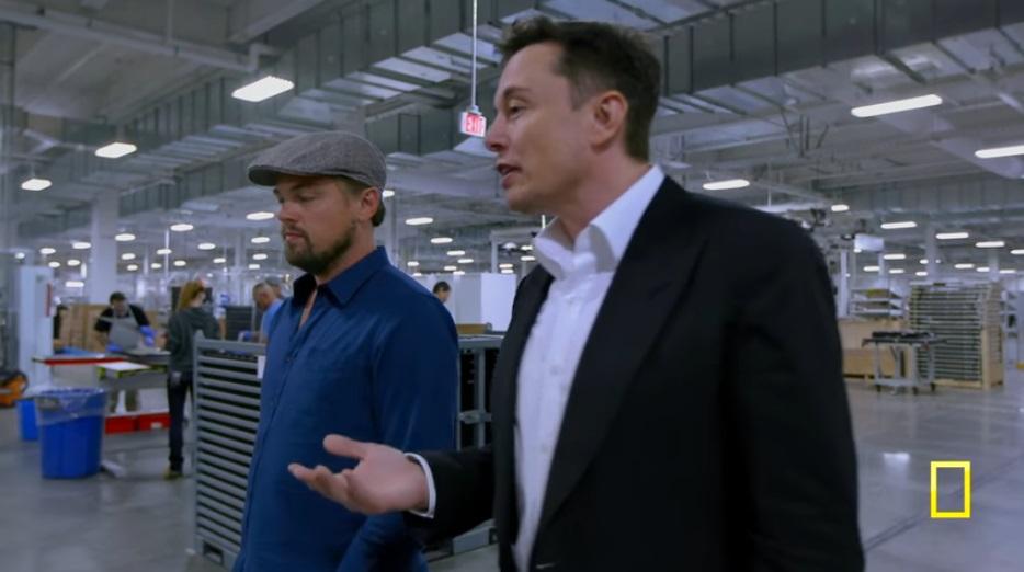 Punto di non ritorno - Di Caprio e Musk
