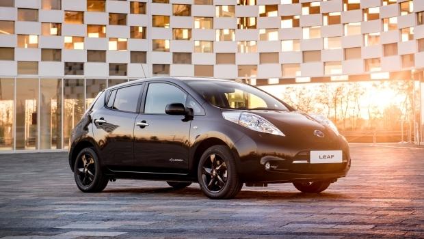 auto elettriche più vendute in Europa - Nissan LEAF