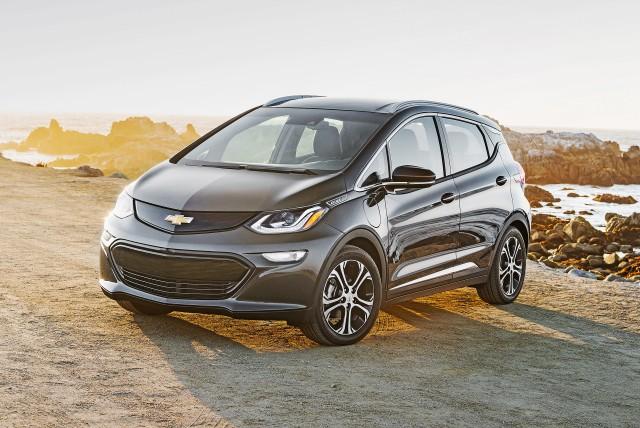 General Motors - Chevy Bolt EV