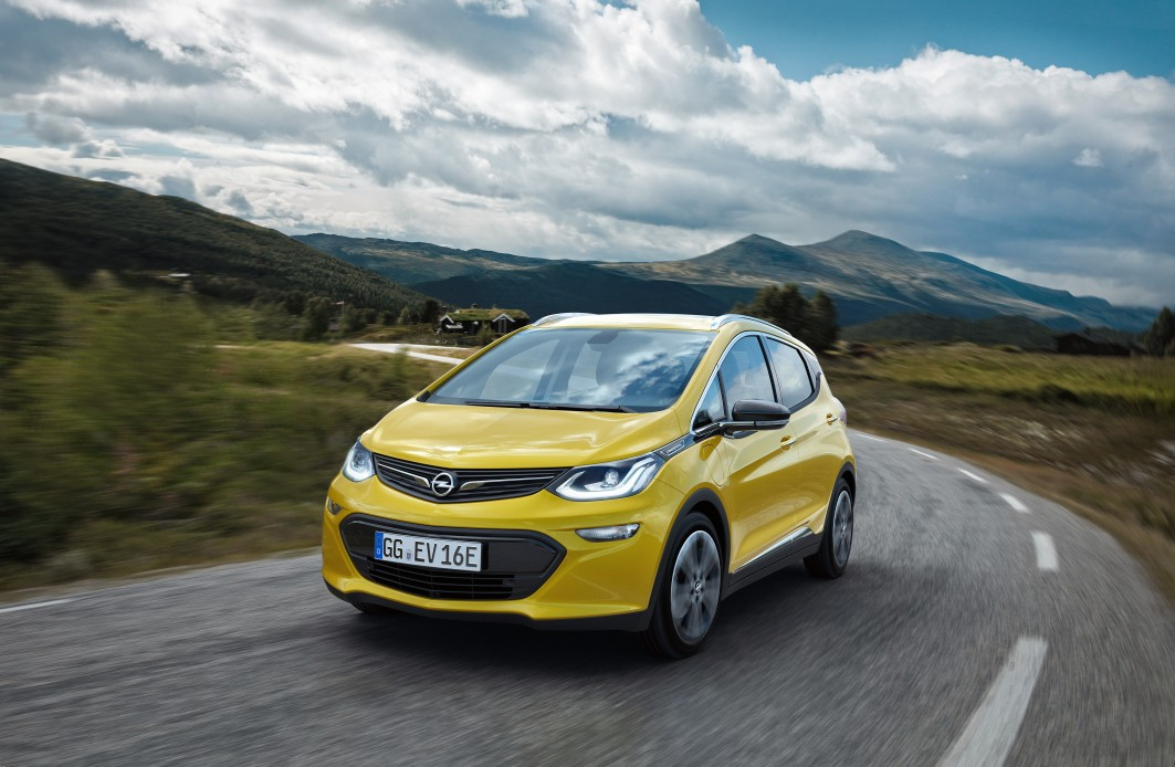 vendite Opel Ampera-e